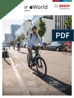 Bosch EBike Ride Your World Magazine 2017