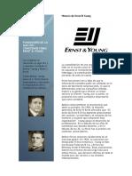 Historia de Firmas Auditoras en el mundo