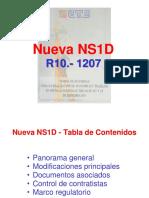 Curso Nueva NS1D 1