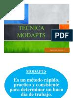MODAPTS