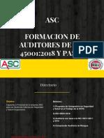 ASC Módulos 1 y 2