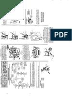 GE Dryer DDE7109 - Mini Manual - 31-2721