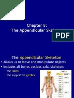 Appendicular Skeleton PPT