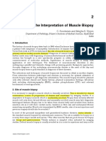 Approach to the Interpretation of Muscle Biopsy