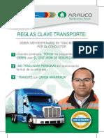 Reglas Claves Transporte Industria