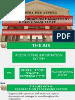 Lesson2-AIS as Information Management & Decision-Support