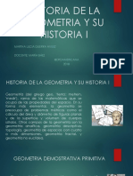 Historia de La Geometria y Su Historia i