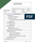 Rotating Equipment - Overhauling Report.docx
