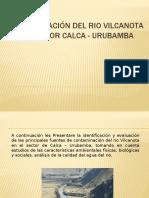 Contaminación Del Rio Vilcanota en El Sector Calca(Terminado)