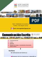 Habilidades Comunicativas I- Clase I