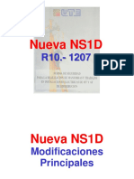 Curso Nueva NS1D 2