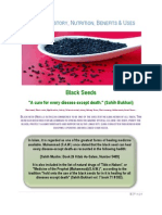 Kalonji (Black Seeds) Benefits