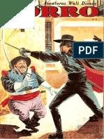 Aventuras de Walt Disney 181 - Zorro.pdf