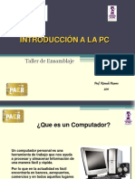 introducción a la PC