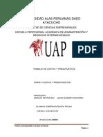 UNIVERSIDAD ALAS PERUANAS  COSTOS Y PRESUPUESTOS.docx