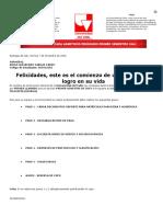 Carta de bienvenida admitidos a Univalle (Cali-Colombia)
