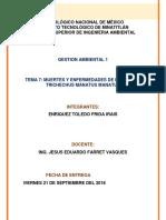 Tema 6_ MUERTES Y ENFERMEDADES DE LA ESPECIE TRICHECHUS MANATUS MANATUS.docx