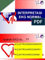 Ekg Normal Bcls Anca