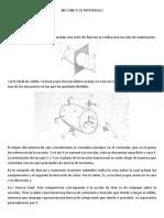 Presentaciones Mecanica de Materiales