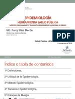2º Epidemiología Herramienta SP 2018