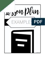 model lesson lesson plan pop-cycle 3 personification copy