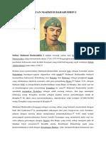 SULTAN MAHMUD BADARUDDIN I.docx