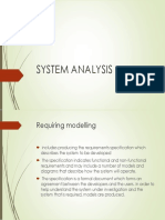 System Analysis Chapter2