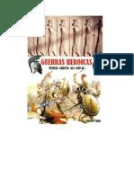 Ygua Ruben - Guerras Heroicas 611 400 Ac
