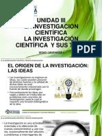 La Investigacion Cientifica y Sus Tipos