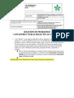 TALLER - 03 EJERCICIOS ALGORITMOS SOLUCIÓN DE PROBLEMAS ESTRUCTURAS SELECTIVAS CASCADA.pdf