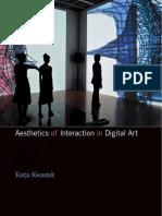 (TRADUÇÃO) KWASTEK Katja Aesthetics of Interaction in Digital Art