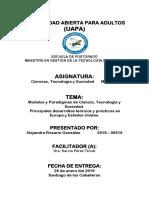 Modelos y Paradigmas de Ciencia, Tecnología y Sociedad.docx