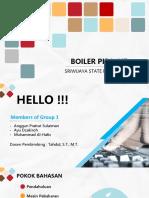 Boiler Pipa Air