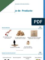 Instructivo Manejo de Producto