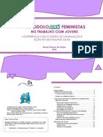 Cartilha de Metodologias Feministas Para