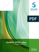 Fomblin PFPE Lubes for Vaccum Applications en 220533