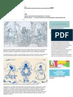 O Lápis Azul e Seu Uso Na Ilustração - IdeaFixa