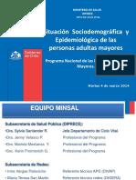 SituacinsociodemograficayepidemiologicaPNAM-DraVelasco
