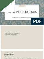 Studi Kasus ERP Dan Blockchain