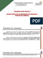 Aula 02 - Muro de Arrimo.pdf