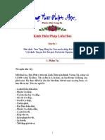 Lotus Sutra - Kinh Diệu Pháp Liên Hoa - Nguyên Thuận
