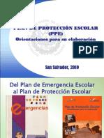 PRESENTACION DEL PLAN DE PROTECCION ESCOLAR.ppt