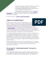 Actualmente la Psicología incluye una gran variedad de orientaciones teóricas.docx