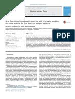 Electrochimica Acta Volume 154 Issue 2015 [Doi 10.1016_j.electacta.2014.12.091] Mika, Jan; Barek, Jiri; Zima, Jiri; Dejmkova, Hana -- New Flow-through Coulometric Detector With Renewable Working Ele