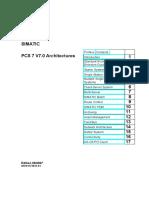 PCS 7 V7.0 Architectures