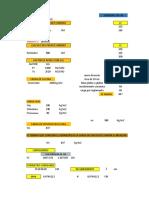 Calculo de Losas ( Coeficientes)