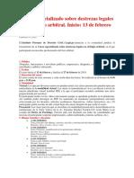 Curso especializado sobre destrezas legales en el litigio arbitral.docx