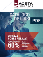 CATALOGO LIBROS MARZO 2018-2 GACETA JURÍDICA.pdf