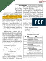 Designan Responsables Del Manejo de Las Cuentas Bancarias de Resolucion Directoral No 054 2018 Ef5203 1727546 2