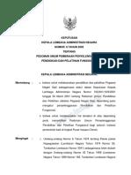 PP Nomor 74 Tahun 2012 Pengelolaan Keuangan BLU